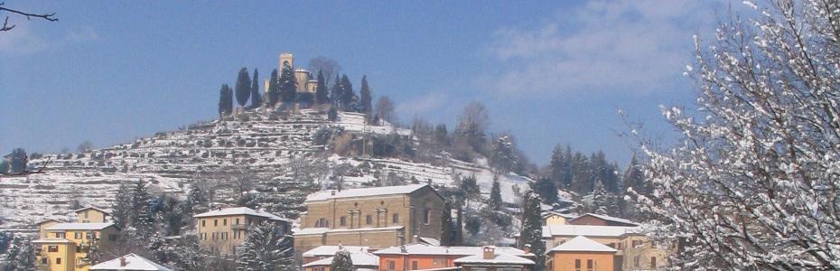 Santuario neve