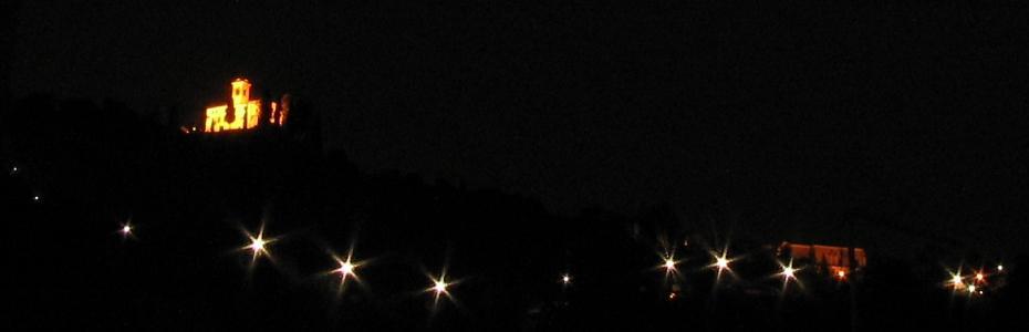 Santuario notte