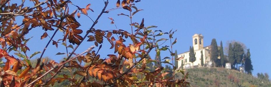 Santuario autunno